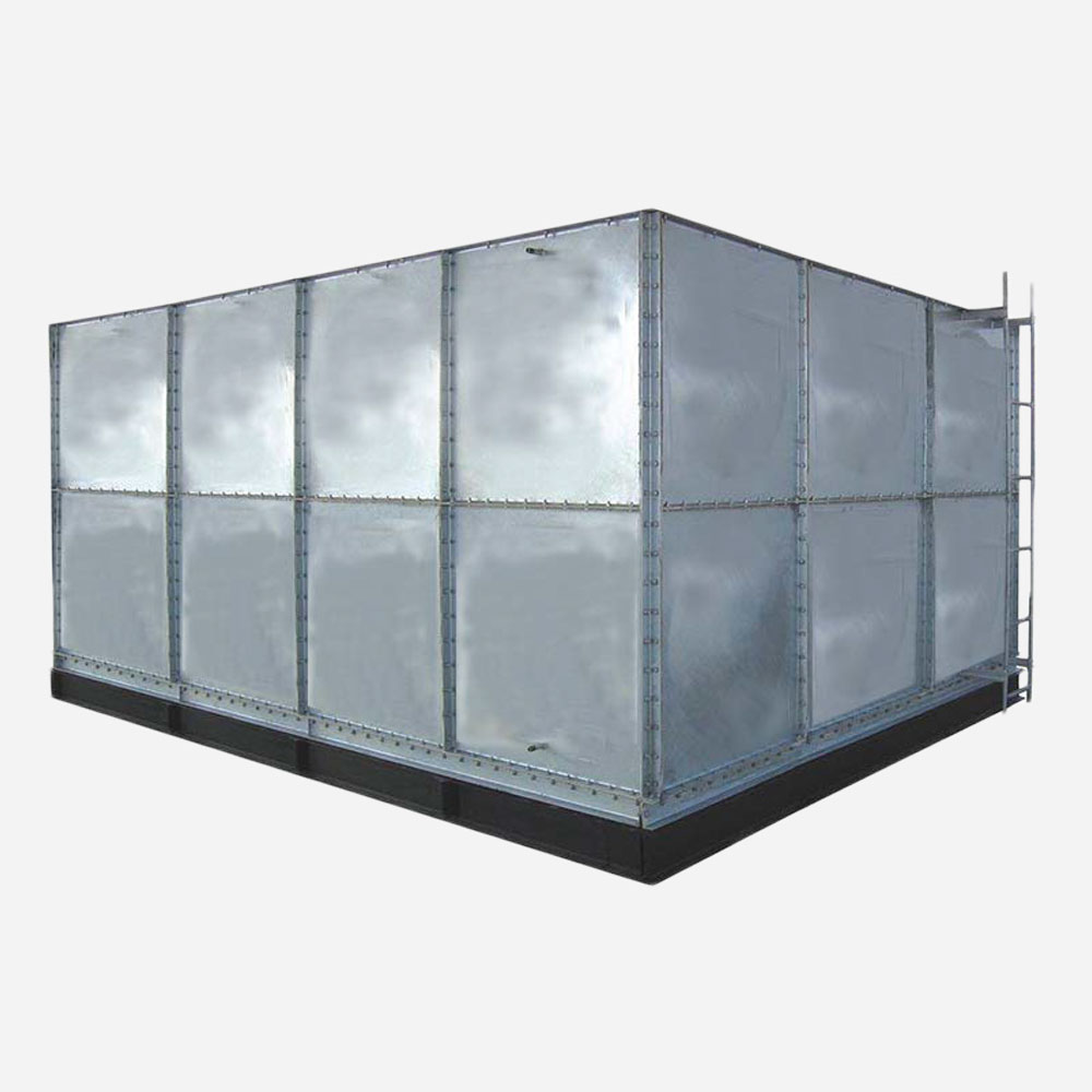 GRP - Galvanized steel water tank